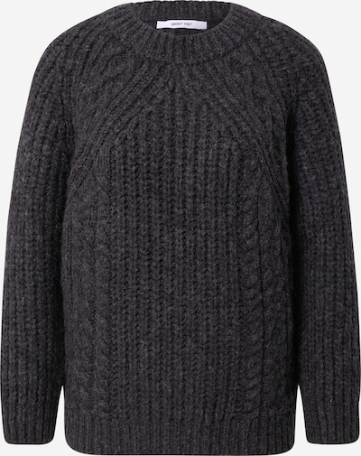 ABOUT YOU Sweater 'Leila' in Anthracite, Item view