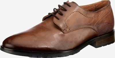 KLONDIKE 1896 Schnürschuh in braun, Produktansicht
