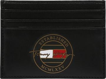 Porte-monnaies TOMMY HILFIGER en noir