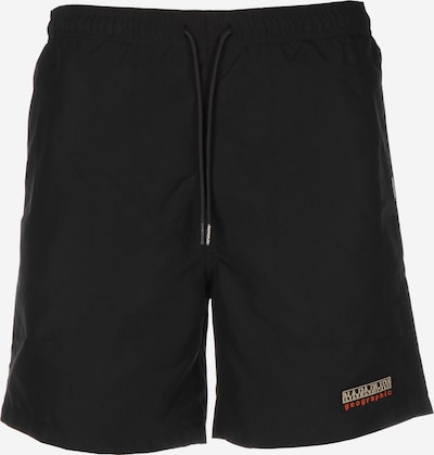 NAPAPIJRI Boardshorts 'Vedos' in de kleur Zwart, Productweergave