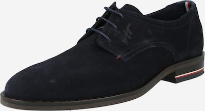TOMMY HILFIGER Lace-up shoe in navy, Item view