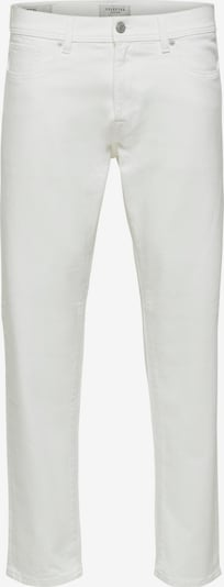 SELECTED HOMME Vaquero en blanco denim, Vista del producto