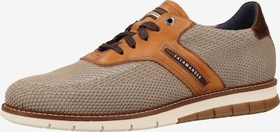 SALAMANDER Sneaker in chamois / dunkelbeige, Produktansicht