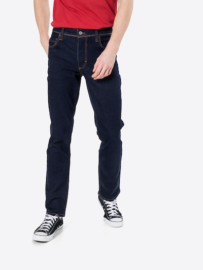 MUSTANG Jeans 'Washington' in blue denim, Modelansicht