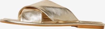 Šlepetės 'Timi' iš VERO MODA, spalva – Auksas, Prekių apžvalga