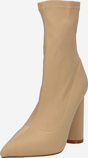 BEBO Stiefelette 'ARANZA-1' in beige, Produktansicht