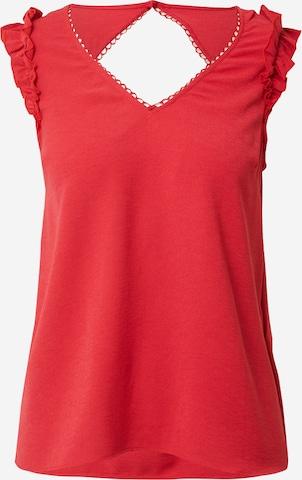 NAF NAF Pluus 'LAURY C1', värv punane