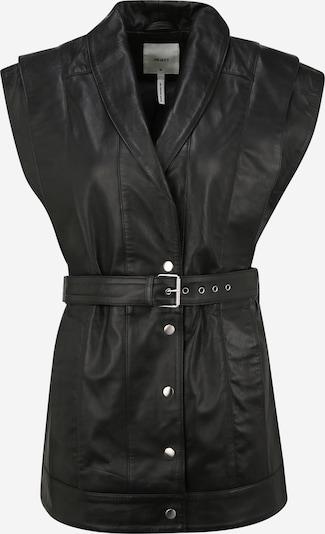 OBJECT (Tall) Bodywarmer 'MIMI' in de kleur Zwart, Productweergave