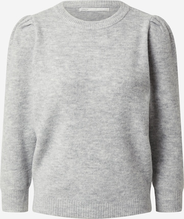 ONLY Pullover 'Angla' in Grau
