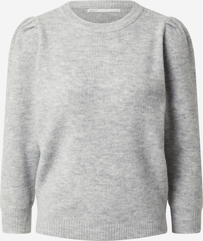 ONLY Pullover 'Angla' in graumeliert, Produktansicht