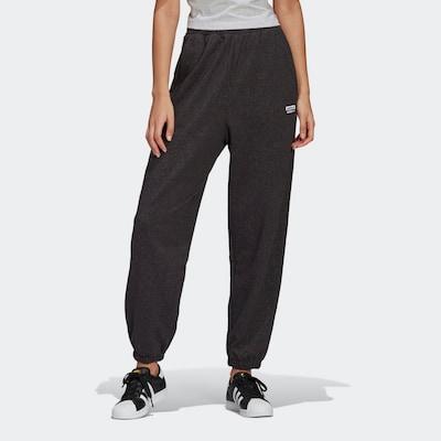 ADIDAS ORIGINALS Hose in schwarzmeliert, Modelansicht