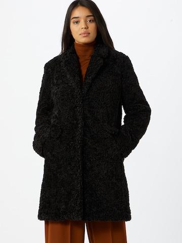 HUGO Between-seasons coat in Black