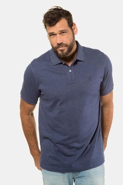 JP1880 JP 1880 Herren große Größen Poloshirt 720268 in indigo, Produktansicht