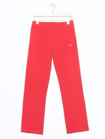 KAPPA Pants in XL/31 in Fire red, Item view