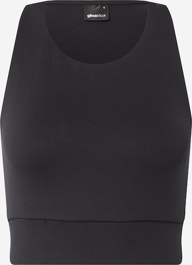 Gina Tricot Top 'Samantha' en negro, Vista del producto
