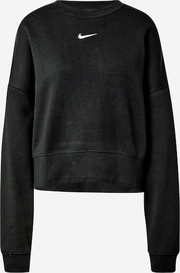 Nike Sportswear Mikina - černá / bílá, Produkt