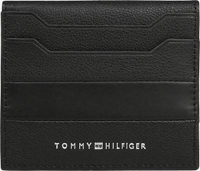TOMMY HILFIGER Porte-monnaies 'Intarsia' en noir, Vue avec produit