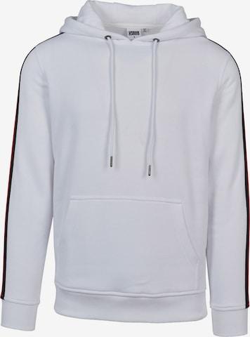 Urban Classics Sweatshirt i hvit