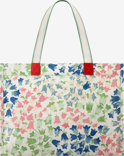 Cath Kidston Shopper torba 'Milly' u boja pijeska / miks boja, Pregled proizvoda