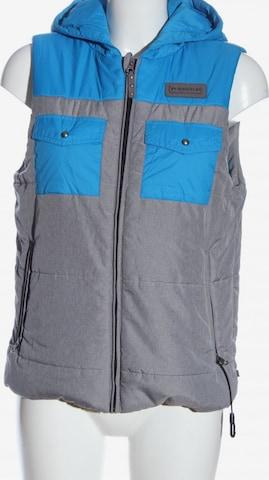 BURTON Vest in M in Grey
