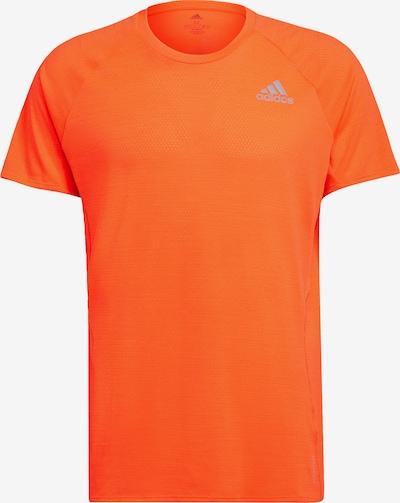 ADIDAS PERFORMANCE Shirt 'Runner' in orangerot, Produktansicht
