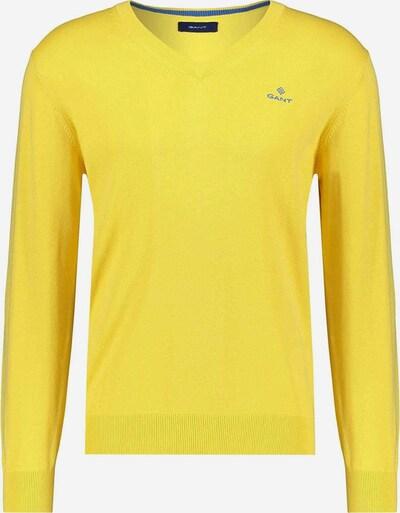 GANT Pullover in gelb, Produktansicht