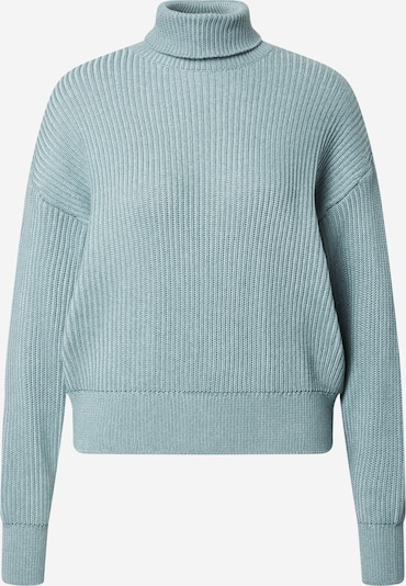Another Label Pullover in hellblau, Produktansicht