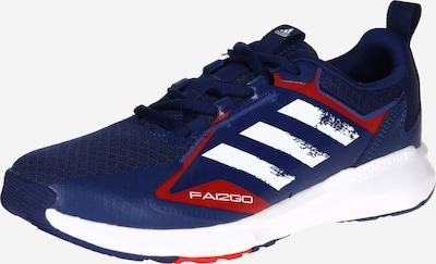 ADIDAS PERFORMANCE Laufschuh 'Fai2Go' in navy / rot / weiß, Produktansicht