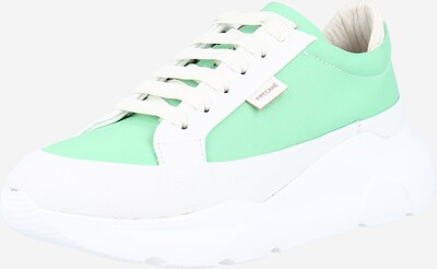 Greyderlab Zemie brīvā laika apavi, krāsa - piparmētru / dabīgi balts, Preces skats