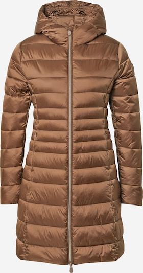 Palton de primăvară-toamnă 'CAMILLE' SAVE THE DUCK pe maro, Vizualizare produs