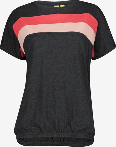 Alife and Kickin Shirt 'DinaAK ' in rosa / pastellpink / schwarz, Produktansicht
