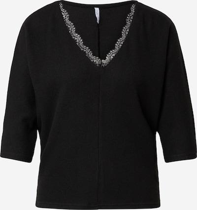 Hailys Пуловер 'Elia' в черно, Преглед на продукта
