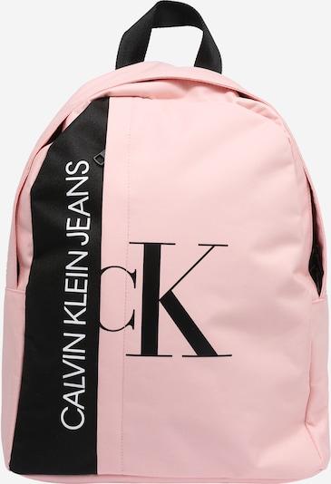 Calvin Klein Jeans Mochila en rosa / negro / blanco, Vista del producto