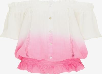 MYMO Pusero värissä vaalea pinkki / valkoinen, Tuotenäkymä