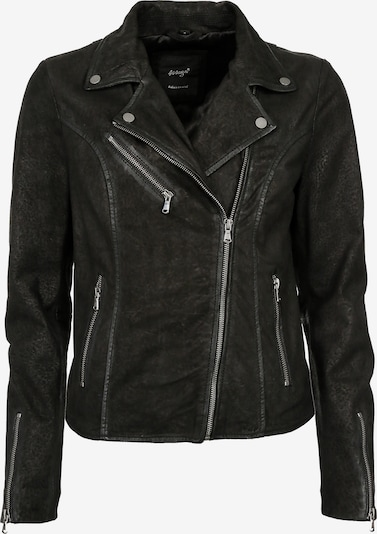 Maze Jacke in schwarz: Frontalansicht