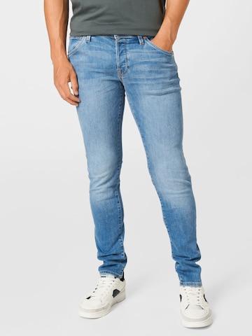 JACK & JONES Jeans 'Glenn Fox' in Blau