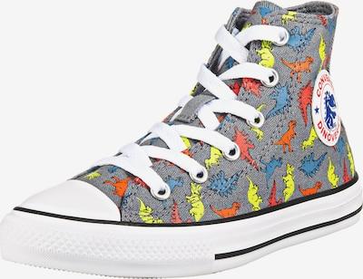 CONVERSE Sneaker 'Chuck Taylor All Star' in gelb / grau / pink / rot, Produktansicht