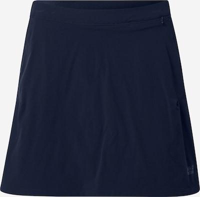 JACK WOLFSKIN Športová sukňa - tmavomodrá, Produkt