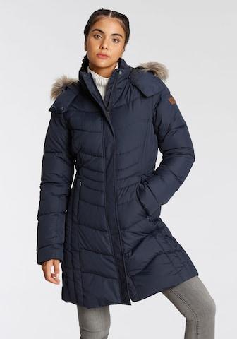 ICEPEAK Winter Coat 'Paiva' in Blue
