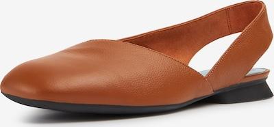 CAMPER Sandale 'Casi Myra' in cognac, Produktansicht