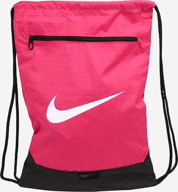 NIKE Athletic Gym Bag in Pink