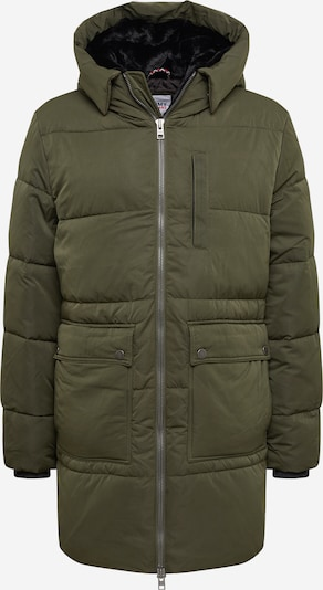 Tommy Jeans Winter parka in olive, Item view