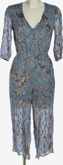 NEXT Jumpsuit in XS in Blue / Brown / Silver, Item view