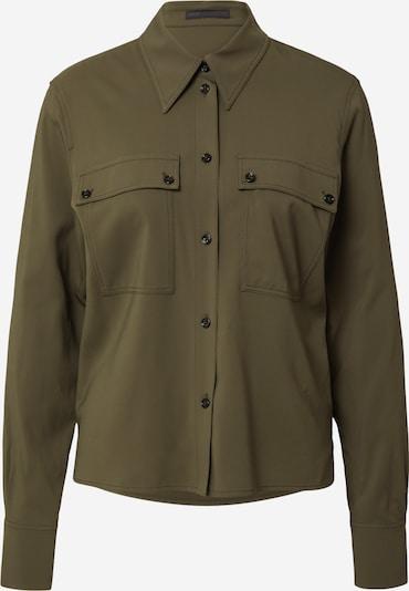 DRYKORN Μπλούζα 'BEREA' σε σκούρο πράσινο, Άποψη προϊόντος
