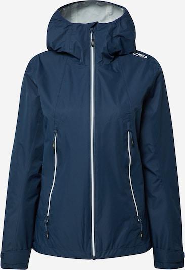 CMP Veste outdoor en bleu marine, Vue avec produit