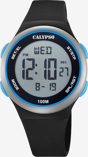 CALYPSO WATCHES Digitaluhr in blau / schwarz, Produktansicht