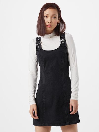 24COLOURS Kleid in schwarz, Modelansicht