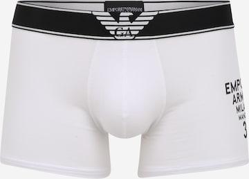 Emporio Armani Bokserki w kolorze biały