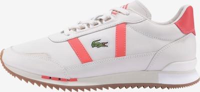 LACOSTE Sneaker in hellpink / weiß, Produktansicht