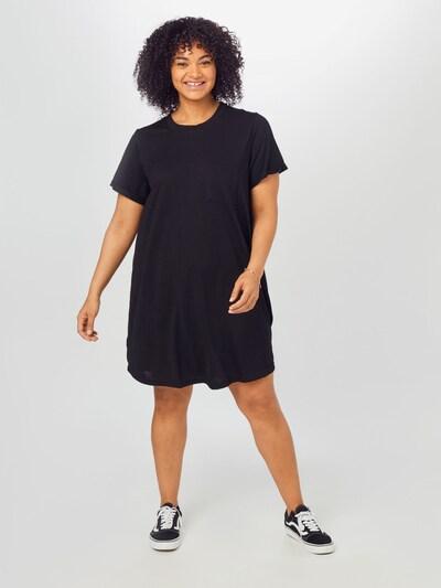 Cotton On Curve Šaty - černá, Model/ka